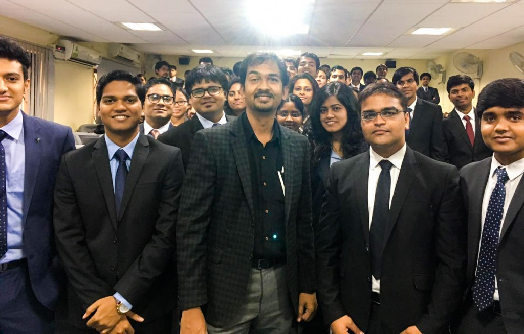 Supply Chain at FMCG, Automotive and ECommerce Lecture at IIM Ranchi