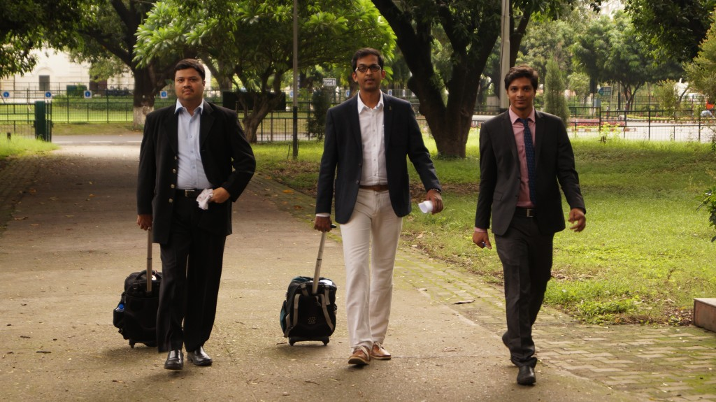 Logistics, ECommerce and Supply Chain Lecture at IIT Roorkee
