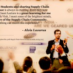 Supply Chain Guest Lectures | Hesol Consulting